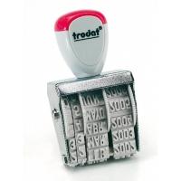 Fechador de 4 bandas TRODAT Printy 1000