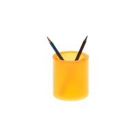 Cubilete naranja translúcido ARCHIVO 2000