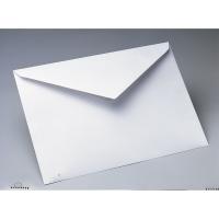 Caja 250 sobres blancos PLANO PRINT papel offset de 260 x 360 mm