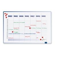 Planificador semanal ACCENTS LEGAMASTER en medidas 600x900mm