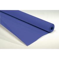 Rollo de mantel de papel 10x1,2metros en color azul