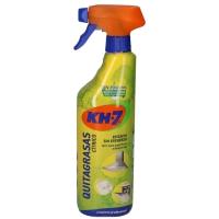 Pulverizador quitagrasas KH-7 con aromas cítricos de 750 ml