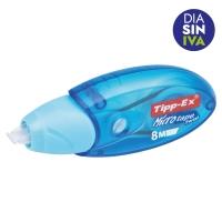Cinta correctora en seco TIPP-EX Micro Twist de 5 mm