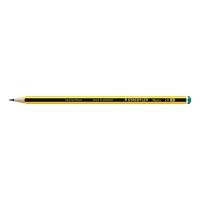 Pack de 12 lápices de grafito 2H STAEDTLER Noris 120 sin goma