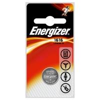 Pila de botón ENERGIZER CR1616 de litio voltaje de 3