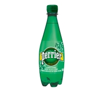 Pack de 6 botellas de agua con gas PERRIER de 50 cl