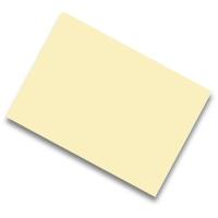 Pack de 50 cartulinas IRIS de 185 g/m2 A3 color crema