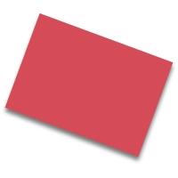 Pack de 50 cartulinas IRIS de 185 g/m2 A3 color rojo