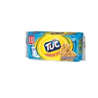 Caja de  galletas con chispa de sal TUC CrackyLu 250g