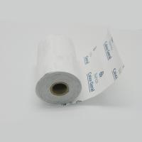 Pack de 10 bobinas de papel térmico calculadora. Ancho: 57,0 mm. Diám: 32 mm