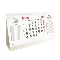 Calendario de sobremesa de 220 x 130 mm