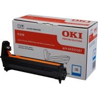 Tambor láser OKI cian 44315107 para Serie C-610