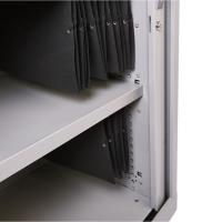 Armario metálico ROCADA color gris. dimensiones 800 x 700 x 450 mm