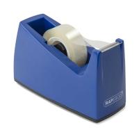Portarrollos de sobremesa RAPESCO 300 color azul