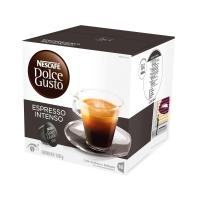 Pack de 16 monodosis DOLCEGUSTO de café Espresso Intenso