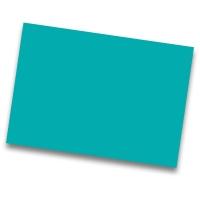 Pack de 50 cartulinas IRIS de 185 g/m2 A3 color turquesa