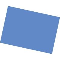 Pack de 50 cartulinas IRIS de 185 g/m2 A4 color azul marino