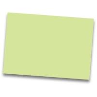 Pack de 50 cartulinas IRIS de 185 g/m2 A4 color verde manzana