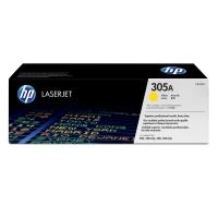Tóner láser HP 305A amarillo CE412A para LaserJet color 400 M451 Series
