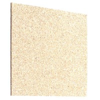 Pack de 2 paneles de corcho adhesivos PLANNING SISPLAMO 400 x 500mm color blanco