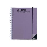 Agenda para el profesor ADDITIO semana vista castellano