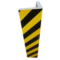 Protector de esquinas VISO 73 x 15 x 15 cm amarillo/negro