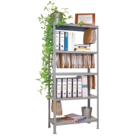 Estanteria SIMONRACK Fileclick 5/360 gris