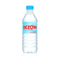 Pack de 24 botellas de 0,5L de agua BEZOYA