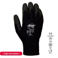 Caja de 6 pares de guantes frio frigorista JUBA Ninja Ice NI00 talla 9