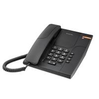 Teléfono analógico ALCATEL Temporis 180 color negro