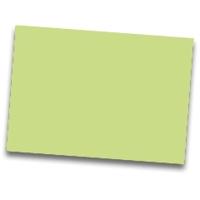 Pack de 25 cartulinas FABRISA 50x65 170g/m2 color verde claro