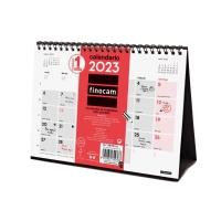 Calendario de sobremesa S para escribir de 210 x 150 mm