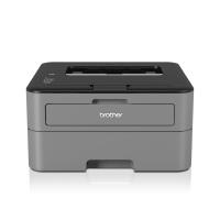 Impresora láser BROTHER HL-L2300D monocromo con función dúplex
