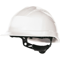 Casco de seguridad DELTAPLUS Quartz Up III blanco no ventilado