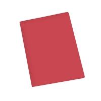 Pack de 50 subcarpetasgIO BY ELBA semi intenso A4 185g rojo