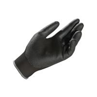 Par de guantes de protección mecánica MAPA poliuretano color negro Talla 8