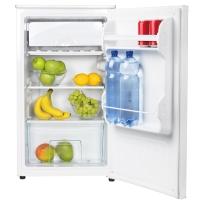 Refrigerador con congelador TRISTAR de 82 litros de color blanco