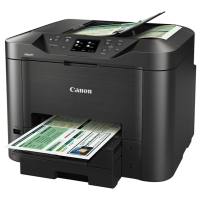 Fax multifunción tinta con función dúplex CANON Maxify MB5350 color 4 x 1