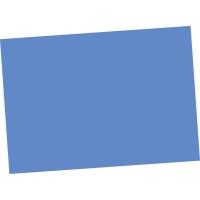 Pack de 50 cartulinas FABRISA A4 170g/m2 color azul oscuro