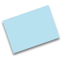 Pack de 50 cartulinas FABRISA A4 170g/m2 color azul celeste