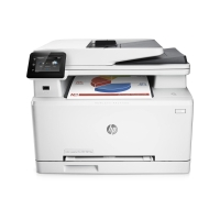 FAX MULTIFUNCIÓN LASER MFP HP M277DW COLOR