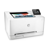 Impresora láser HP LaserJet Pro M252dw color
