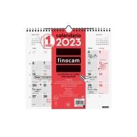 Calendario de pared M para escribir de 265 x 245 mm