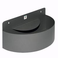 Papelera pared s51 CILINDRO Dimensiones: 42x33x90cm