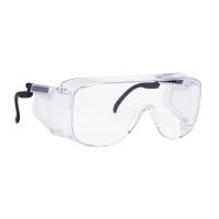 Gafas de visita INFIELD Visitor XL 9085.111 con lente incolora