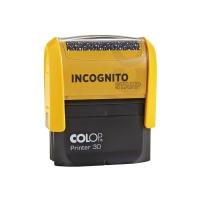 Sello COLOP Printer 30L incógnito