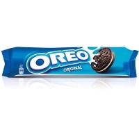 Caja de 16 paquetes de galletas OREO 154g