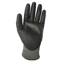 Caja de 10 pares de guantes MICROLIN TEK 5005 anticorte poliuretano talla 9