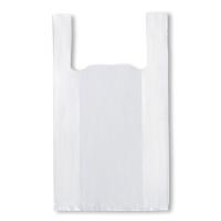 Pack de 200 bolsas de plástico tipo camiseta 12 micras 350x500mm