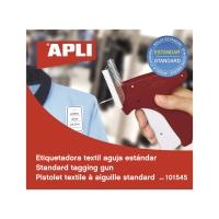 Etiquetadora textil APLI 101545 para etiquetar prendas de ropa